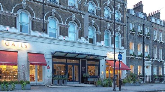 London Tottenham Court Road Hotels
