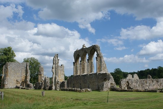 Bayham Old Abbey