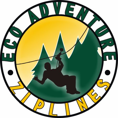 New Florence, MO: Eco Adventure Ziplines Logo