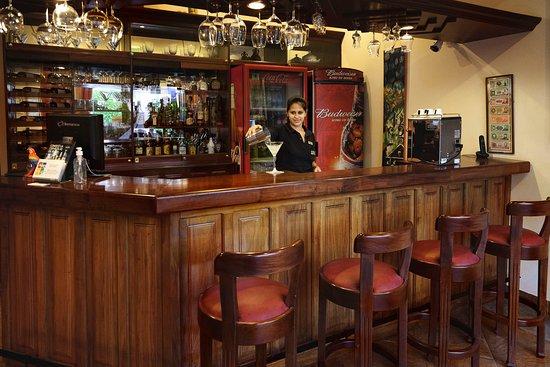 Hotel Westfalenhaus: Bar
