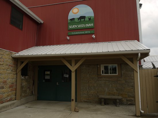 Spring Green, WI: The on-farm store