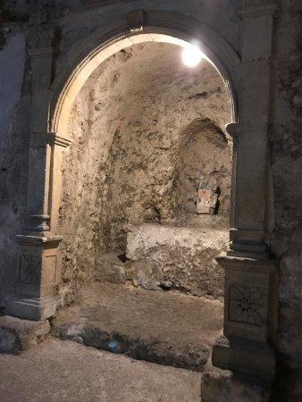Cripta di S. Restituta: Interno