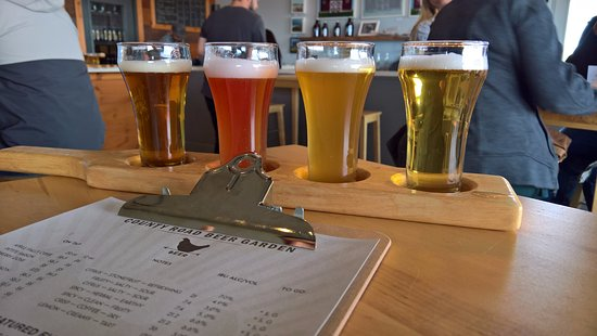 Wellington, Canada: Beer Flight