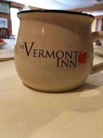 The Vermont Inn: Awesome place to stay!