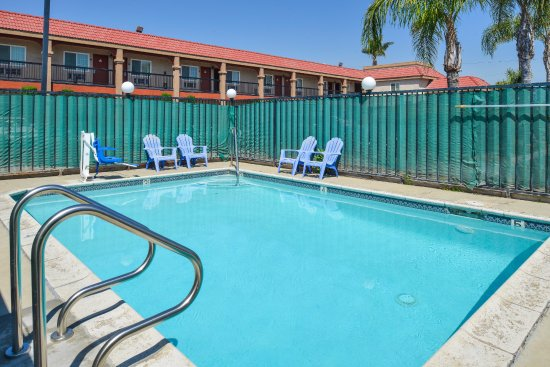 Rialto, Californië: Pool