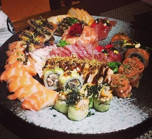 Sushi by Cleber Photo