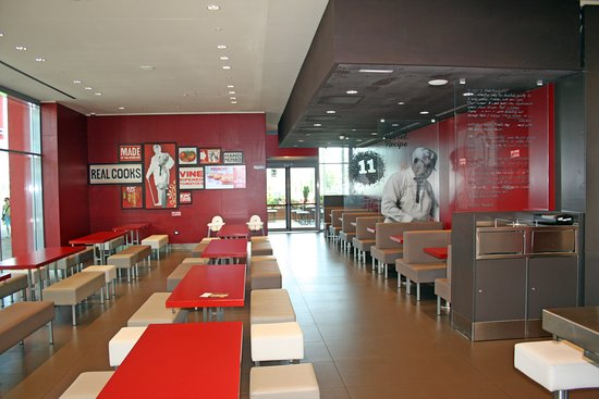 Kfc outlet valmontone