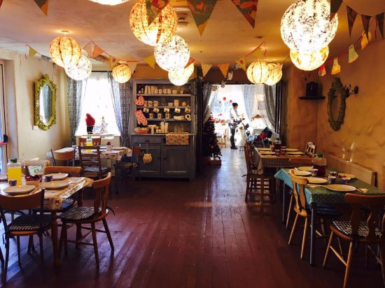 Swinford, Ireland: Breakfast in Knappagh
