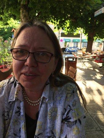 Tutzing, Allemagne : Die Cheffin