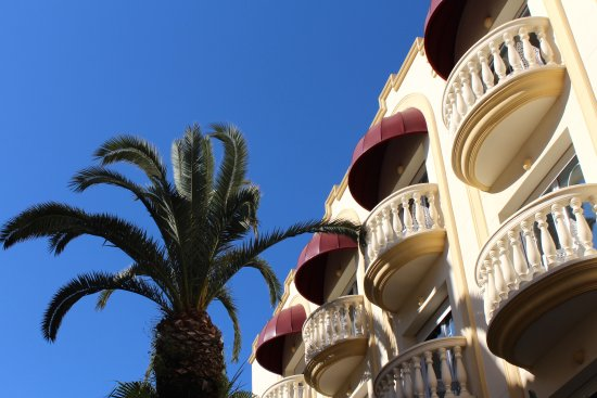 San Sebastian Playa Hotel: Fachada