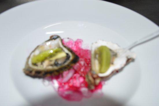Барбан, Хорватия: oysters
