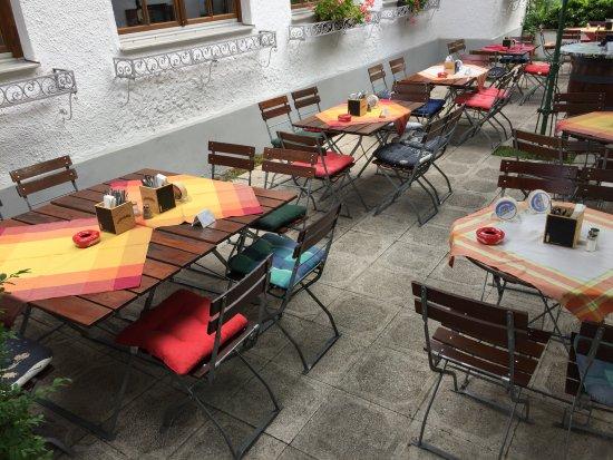 Tutzing, Allemagne : Warten auf die Gäste