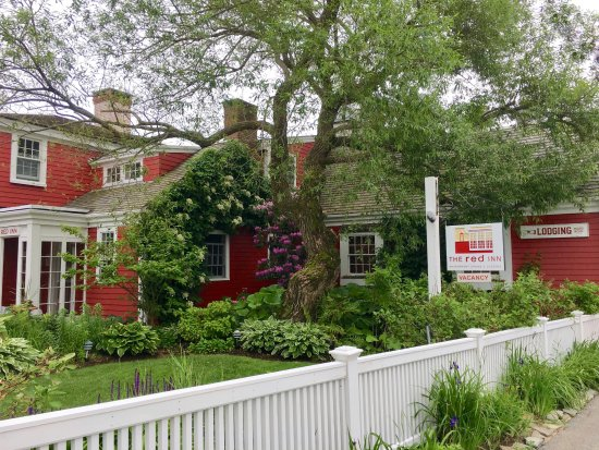 The Red Inn Restaurant: The Red Inn in Provincetown, MA