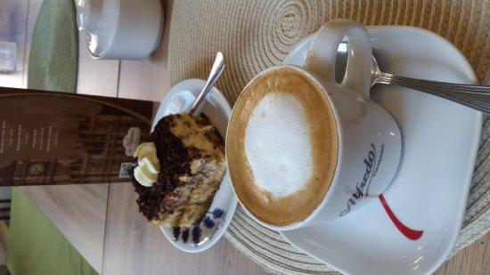 Szklarska Poreba, Poland: Dziś pyszna kawa i tiramisu (pyszności ) 🖒😎😆☕ zawsze super smak