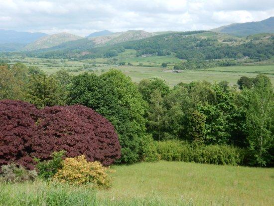 Ravenglass, UK: views from muncaster