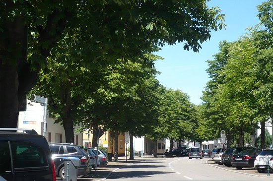Neuenburg am Rhein, Germany: le quartier