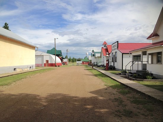 Hanna, Canadá: A trip back in time