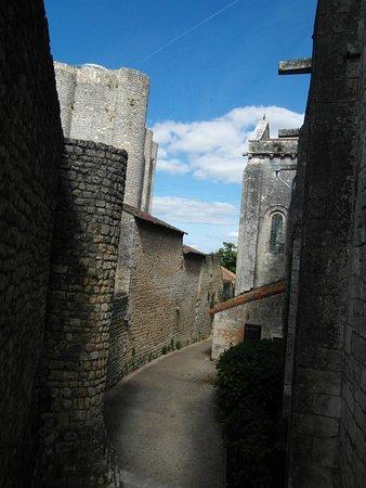 Chauvigny صورة فوتوغرافية
