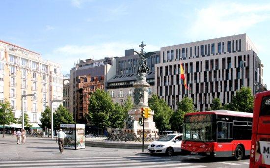 Plaza Espana Photo