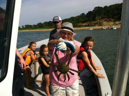 Harwich, MA: Pleasant Bay Explorer Boat Tour