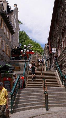 Breakneck Steps (L'Escalier Casse-Cou) (Quebec City): Top ...