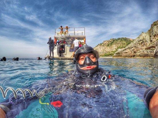 Aci Castello, Włochy: Etna Divers