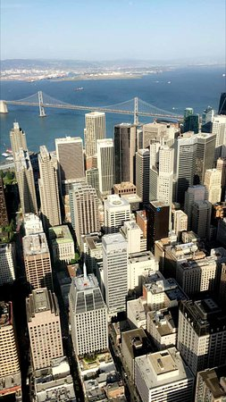 Bay Aerial San Francisco Helicopter Tours: Views from the R66