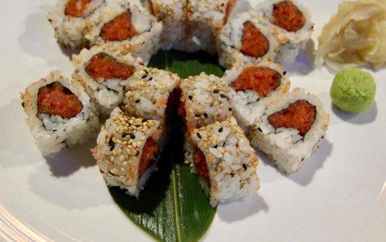 North Palm Beach, FL: Spicy Tuna Rolls