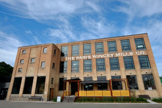 The Paris Wincey Mills Co.