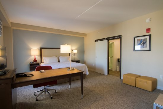 Window View - Picture of Hampton Inn & Suites Tulsa Downtown, Tulsa - Tripadvisor