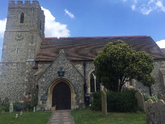Church of St Nicholas Southfleet