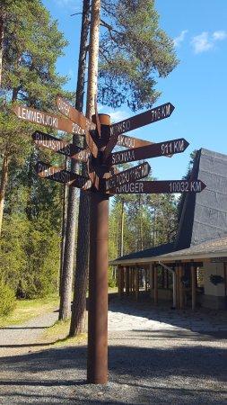 Oulanka National Park, Finland: Visitor Center