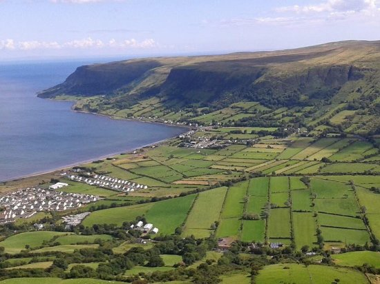Glenariff, UK: A photo of the area i live in.