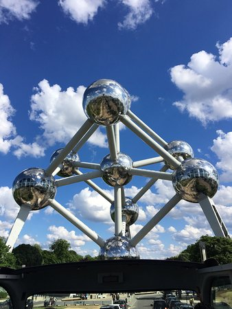 Coucou Brussels - Atomium