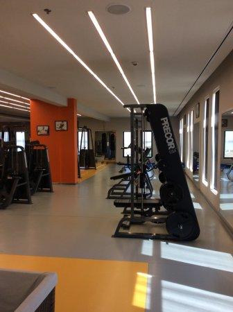 โรงแรมเคมปินสกี้ อิชทาร์ เดดซี: Gym / Fitness