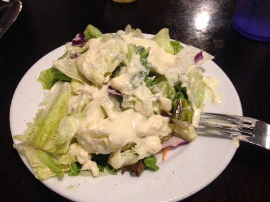 Gretna, LA: house salad