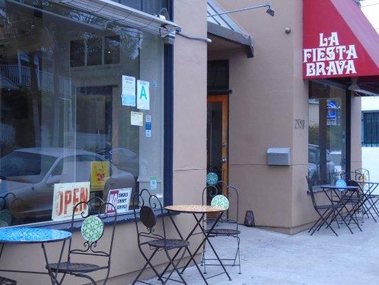 Fiesta Fast Food Los Angeles Ca