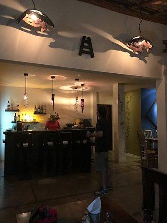 Tola, Nicaragua: bar