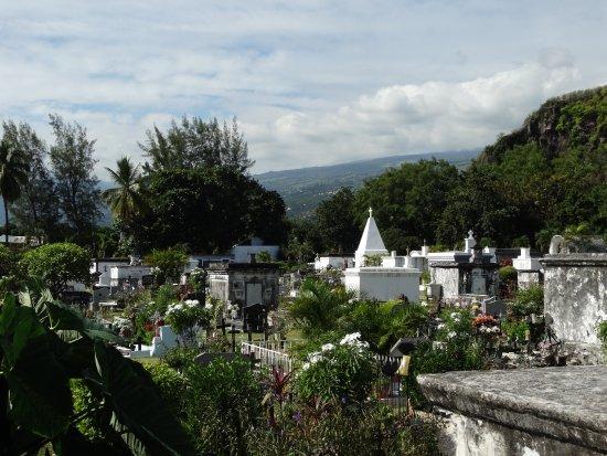 Arrondissement Saint-Paul, La Reunion: cimetière marin de St Paul
