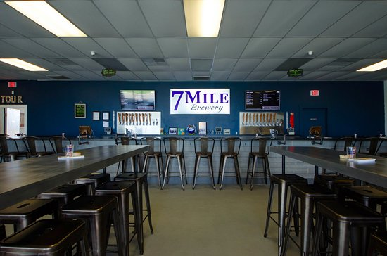 ‪7 Mile Brewery‬