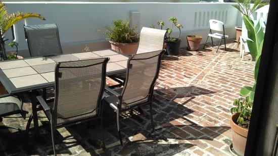Da House Hotel: Sun Deck