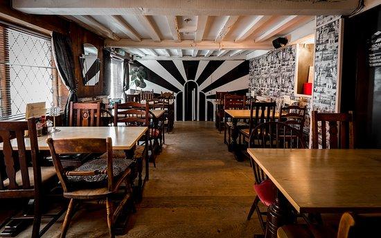the cinema restaurant picture of the longboat inn penzance rh tripadvisor co za