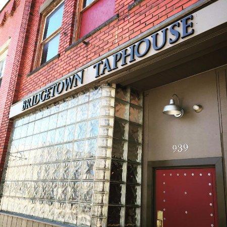 Ambridge, Pensilvania: Bridgetown Taphouse!