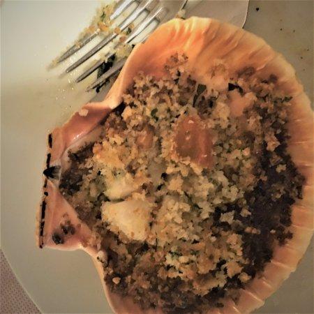 Trattoria Baioni 45: Frutti di mare