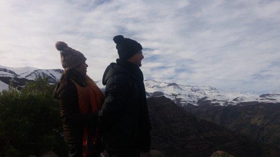 SnowTours : Subindo Vale Nevado (Denize)