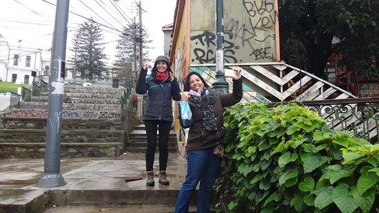 SnowTours : Com Cecilia em Val Paraiso