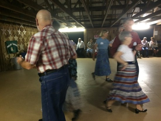 Andover, VT: Dance Hall