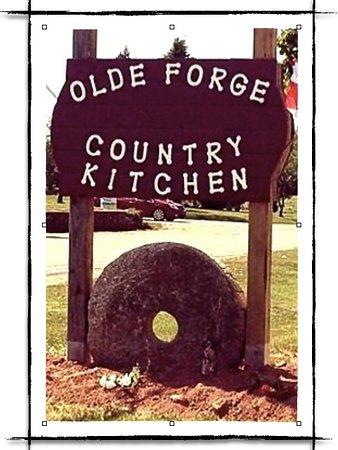Rustico, Canada: Olde Forge