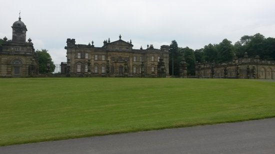 Helmsley, UK: The front of the Hall