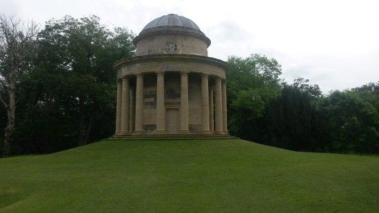 Helmsley, UK: The Doric Temple